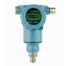 Wireless Digital Pressure Gauge with battery supply
